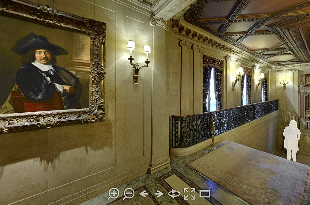 @jenniferpassas on @frickcollection making its museum #accessible & #affordable through #VR https://t.co/J0w0dz3OGU https://t.co/MhKrF6itYc
