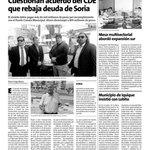 PREMIO A LADRON  Consejo Defensa Estado llegó a acuerdo, y condonó 700 millones a Soria #iquique  https://t.co/ZG7C85wdWr