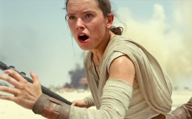 Watch StarWars actress Daisy Ridley show off her awesome new Jedi moves: