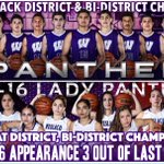 Weslaco Basketball! Weslaco Panthers! Weslaco Lady Panthers! Success for both teams. https://t.co/1Hp1mwTJYq