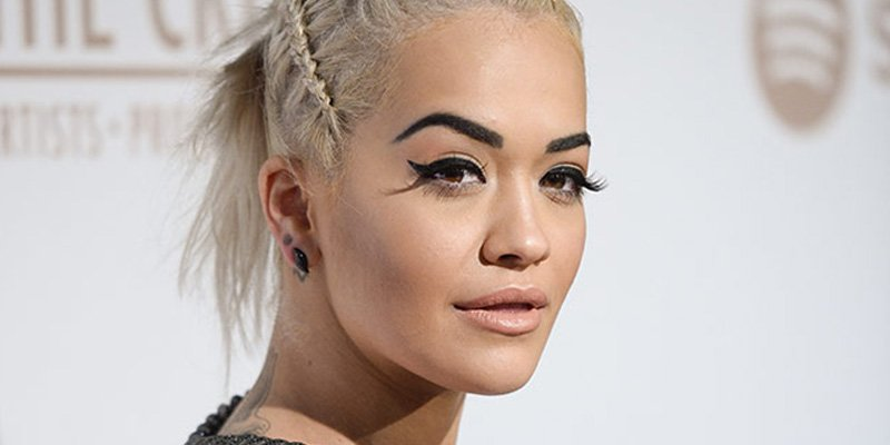 "Rita Ora is accused of being ""Becky with the good hair"""