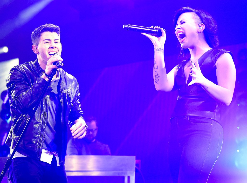 Demi Lovato and Nick Jonas cancel concerts following North Carolina's anti-LGBT law: