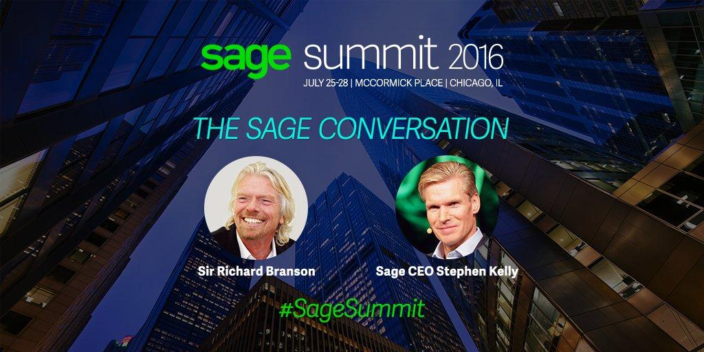 Adventure, philanthropy, passion, entrepreneurship. Quite the conversation at #SageSummit: https://t.co/tiRhfcyo45 https://t.co/870LW4wg3p
