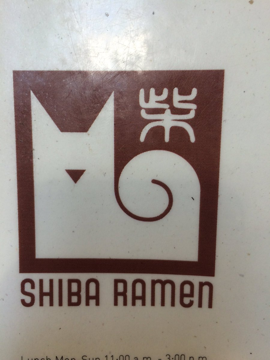 Went for ramen with my mom. I can fully recommend Shiba Ramen. https://t.co/VyPf5Czx5A