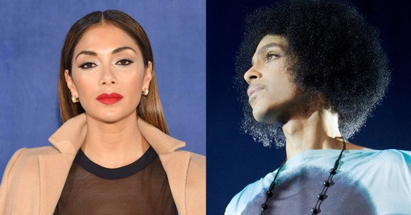 Nicole Scherzinger pens an emotional tribute to legendary musician Prince: