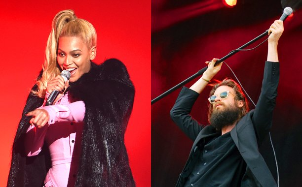 .@fatherjohnmisty explains how he collaborated with Beyoncé on LEMONADE: