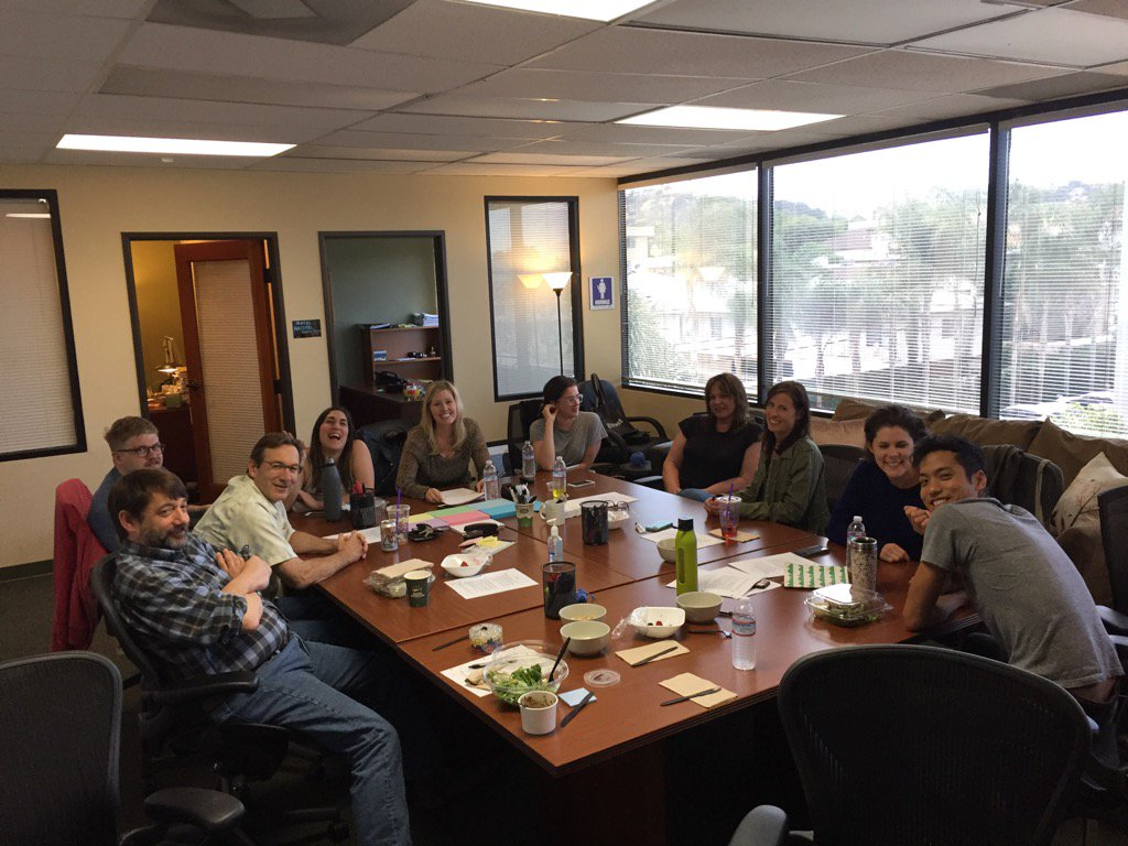 First day in the writer's room for season 5 today.  Very exciting.  #BatesMotel https://t.co/ocvNwChrto