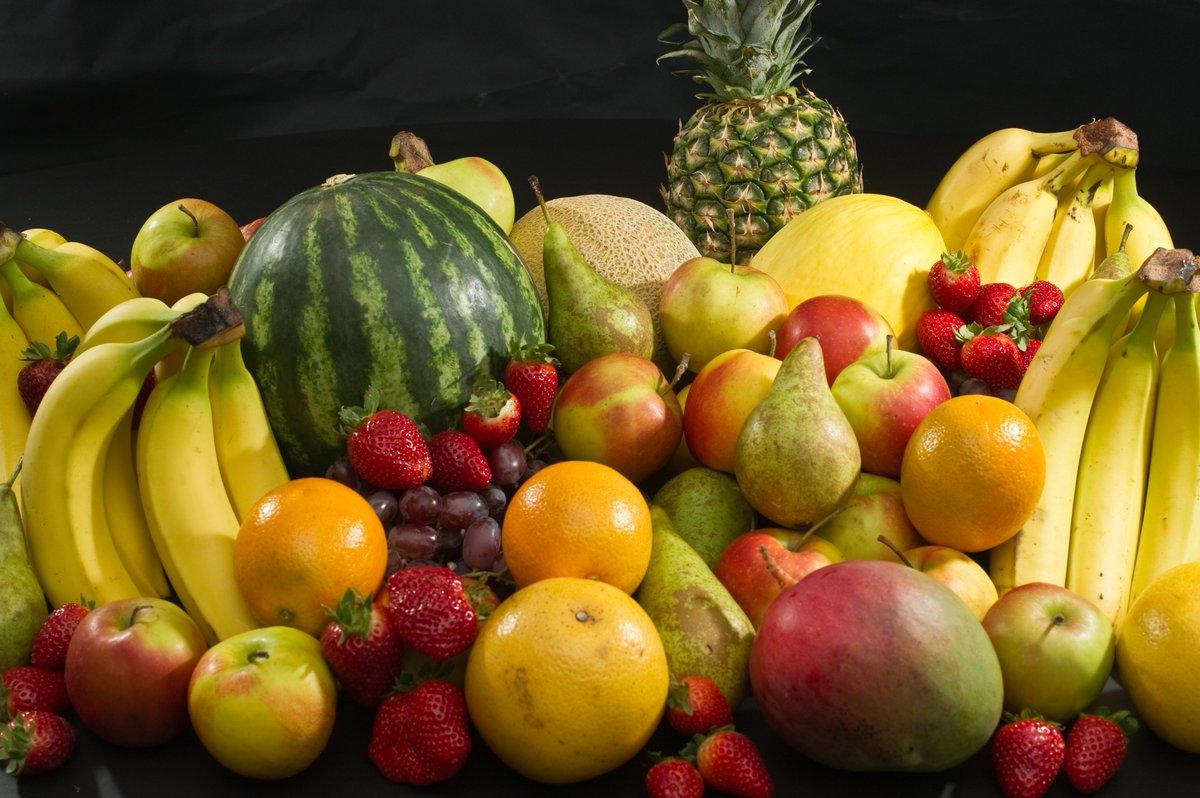 Tips Cara Mengenali Manfaat Buah Dan Sayuran Dilihat Dari Warnanya - AnekaNews.net