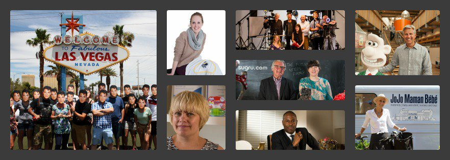 It's #WorldIPDay, but what can IP do for you? These inspiring stories will show you: https://t.co/uDCVy3s1gS #IP4biz https://t.co/3zLhZ0yRdW