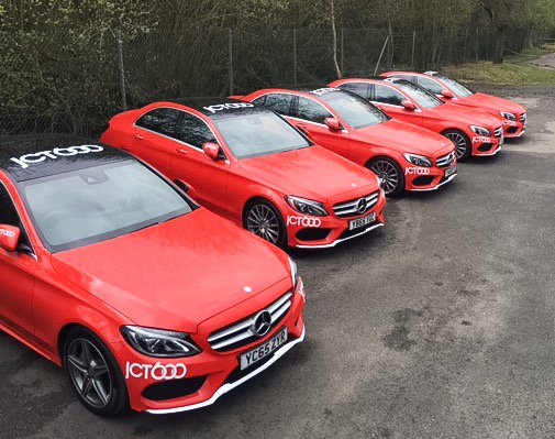 Sneak peak of some of our #MercedesBenz fleet getting ready for the big weekend! @letouryorkshire #TDY https://t.co/86poQwMOOp
