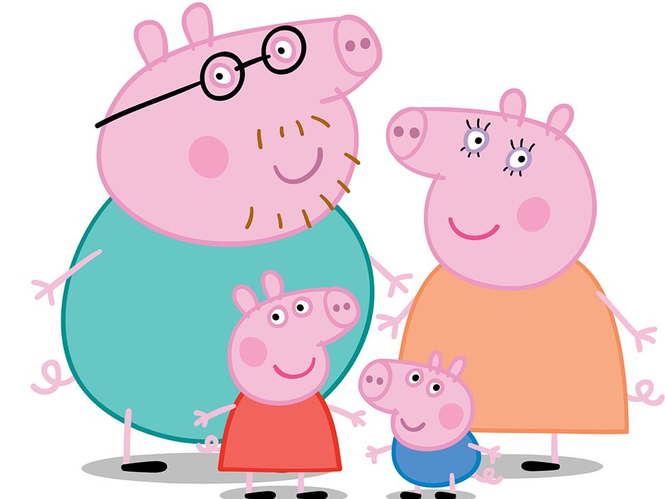 Downton Abbey broadcaster ITV said to pursue 'Peppa Pig' owner Entertainment