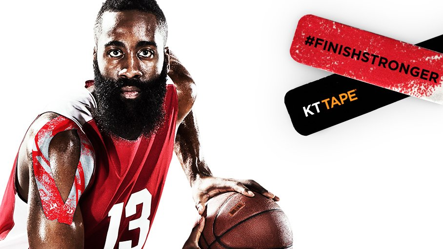Now that's how you #FinishStronger—good luck to @JHarden13 in the playoffs. https://t.co/p4270yeRhs