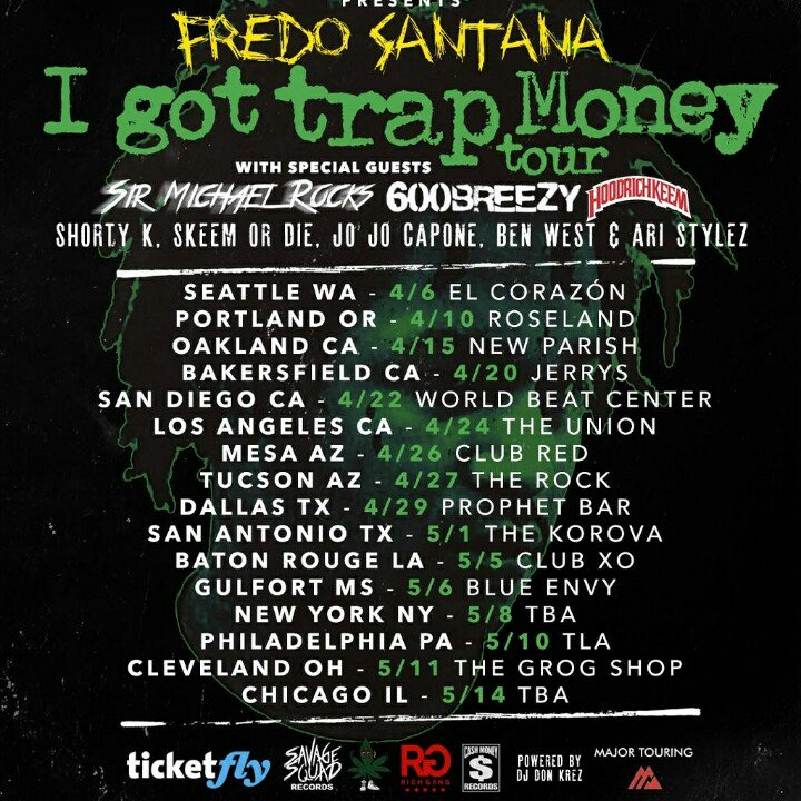 Come out and support #IGOTTRAPMONEY TOUR featuring @globalgangsters own JOJO CAPONE https://t.co/8HBzlyLMHI
