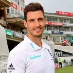 RT @CricketUnited: To celebrate our new website we are giving away this signed @finnysteve shirt, for details - https://t.co/APl9kUwu6Q htt…