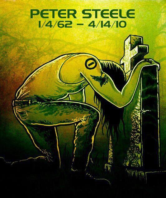 6 years ago today. #RIPPeterSteele #RIPPete #TypeONegative https://t.co/pxx3JwnY7g