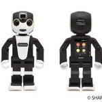 今日発売です! シャープの通話できる2足歩行ロボット「RoBoHoN」の発売日が5月26日に決定 お値段約20万円https://t.co/UXH5n1mBqL https://t.co/tLYm0bWP8U