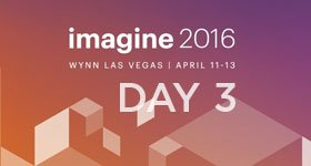 synolia: #MagentoImagine Day 3 : Magento is back and kick ass !nhttps://t.co/cjG4wQiIRG https://t.co/usVrTc39YD
