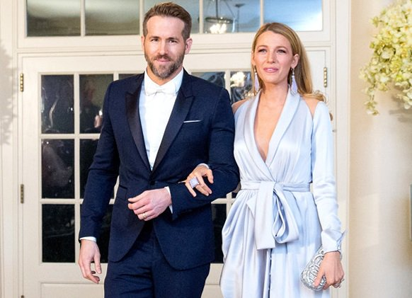 Blake Lively and Ryan Reynolds are expecting their second child together: