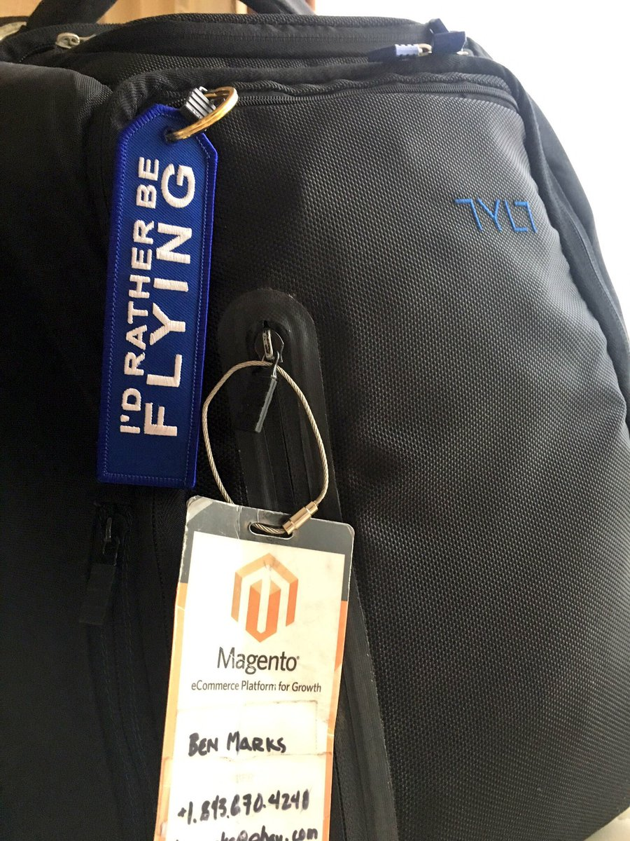 benmarks: Everyone else leaving #MagentoImagine as full of ideas and excitement as I am?nnExcited for #RoadToImagine 2017! https://t.co/sU0ouaM3gC