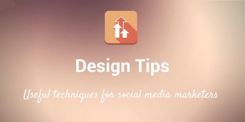 #socialmedia marketers ::  A few design tips can make HUGE improvements to your #content.  https://t.co/pM2pjvcrBo https://t.co/nhpsSCerBA