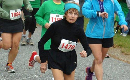 """Running saved my life,"" says Holocaust survivor, first @bostonmarathon masters/woman. WOW. https://t.co/aOpVhIjdk0 https://t.co/1PUlDYpJgq"
