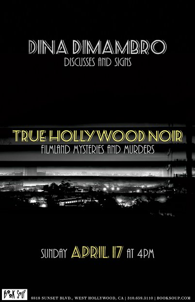 Explore some of Filmland's most fascinating mysteries, scandals & murders with @truhollywdnoir this Sunday. https://t.co/6NrjhVH2AO