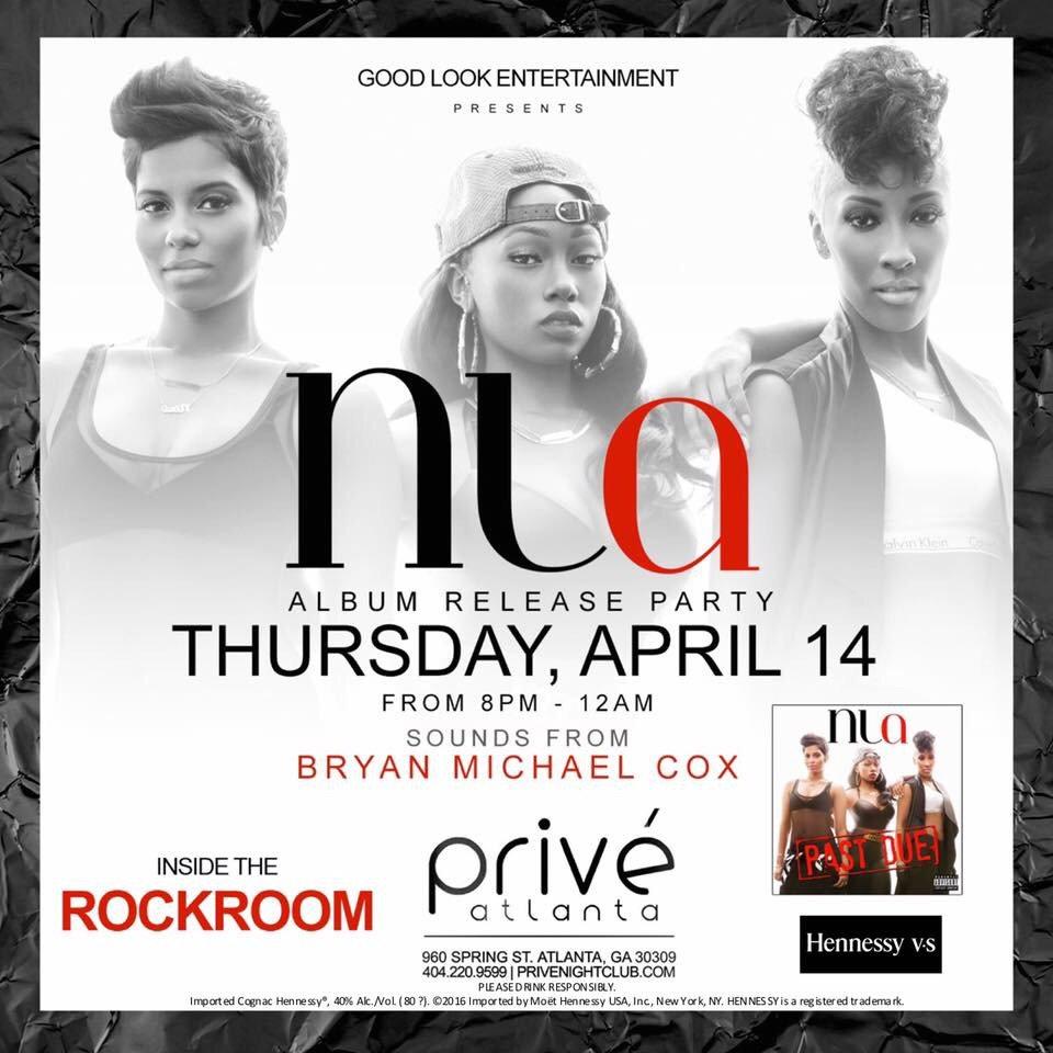 Release Party for @nlamusic #Atlanta #RnB https://t.co/Kkpmp4z0gb