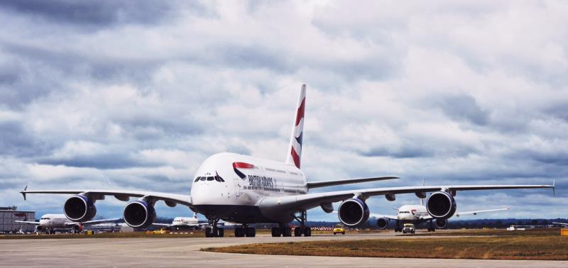 The super jumbo is coming to YVR. @British_Airways is bringing the A380 on May 1. A380YVR: