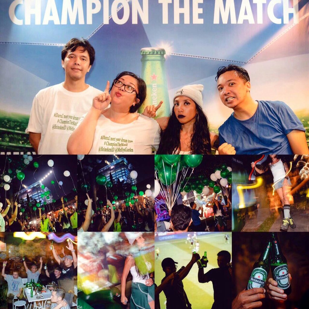 Gaess help Ritwit pls #IDAREU2 support coach @yacko @MellysGarden to FINAL #ChampionTheMatch @HeinekenID https://t.co/kjb5f4yryM