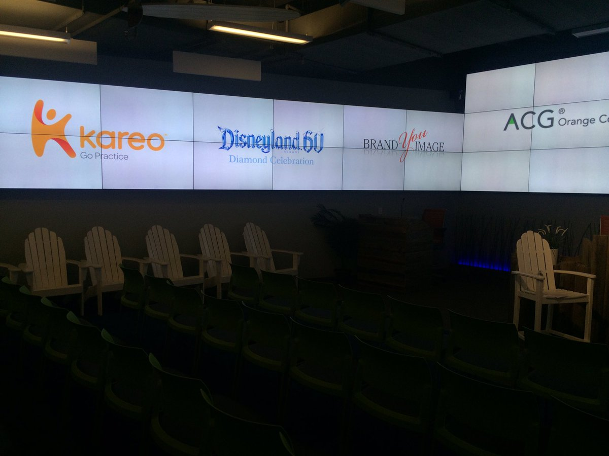 Thanks @UCICove and @ACGOrangeCounty What a great event and event space! #inspiring cc: @GoKareo https://t.co/kvMDci7OsK