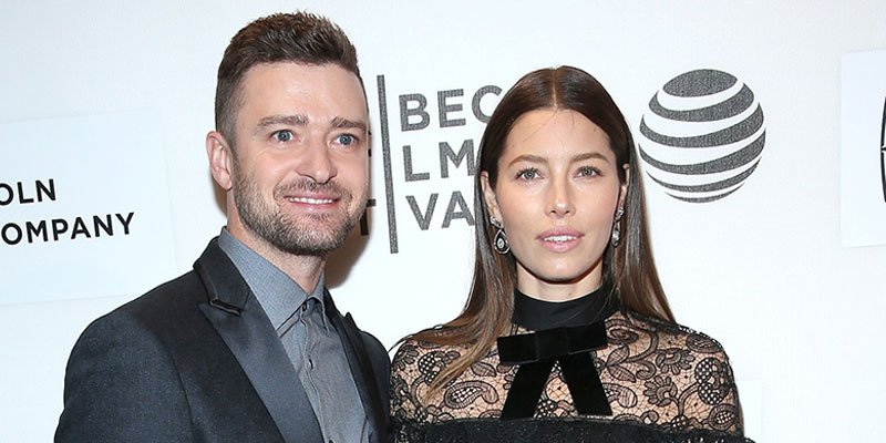 Jessica Biel talks 'working relationship' with husband Justin Timberlake at film premiere