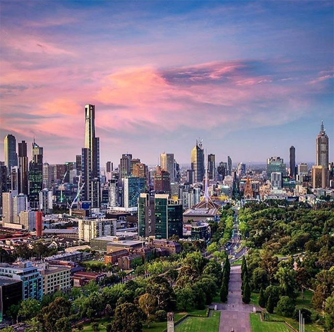 Our most Instagrammable Spots in Melbourne > https://t.co/eExkMUC11w @Eureka_Skydeck @Fed_Square @cityofmelbourne https://t.co/BjhAQ7sAgo