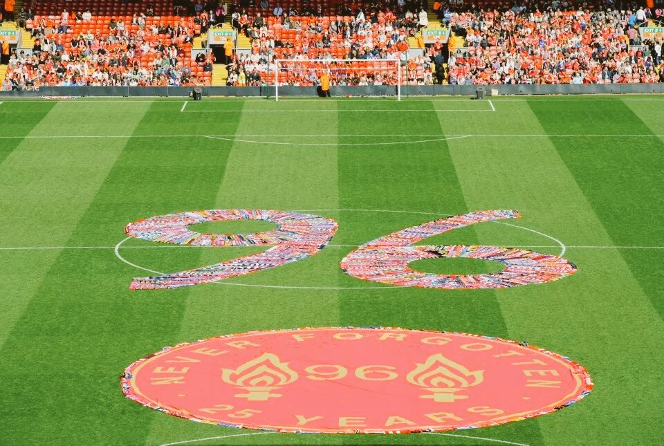 Nobody should ever go to a Football game and not come home. In our hearts always #JFT96 #YNWA https://t.co/XKxJaVG1vh