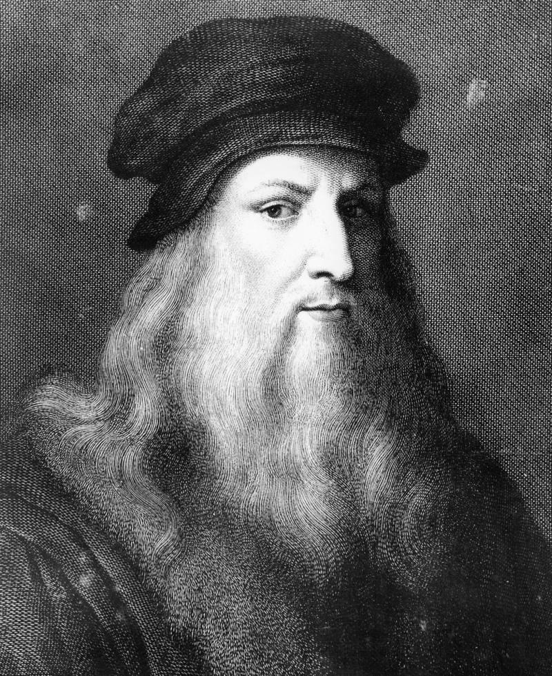 #TalDíaComoHoy nacía Leonardo da Vinci: por eso hoy celebramos el Día Mundial del Arte