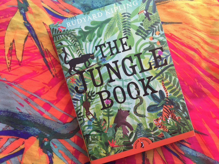 Go wild! We have 5 copies of #TheJungleBook up for grabs. Follow us and RT for a chance to win one! #PuffinClassics https://t.co/gWvSkxrDGD