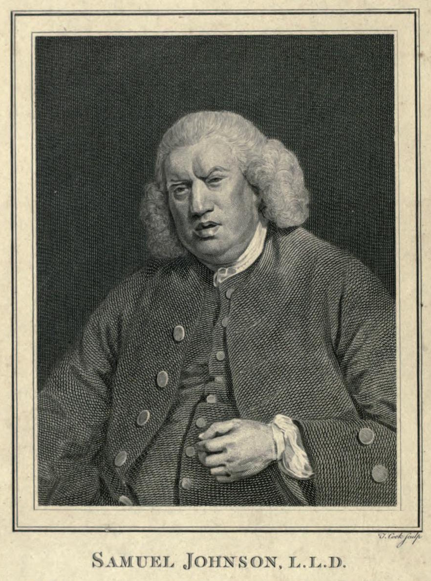 samuel johnson essays