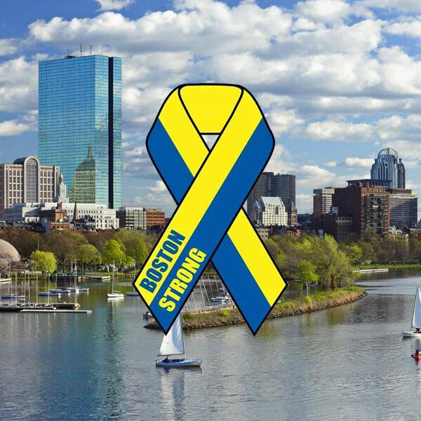 Today, we thank everyone who has stood by Boston for the past three years. Today is #OneBostonDay. #thankyou https://t.co/4hjZI9IyPw