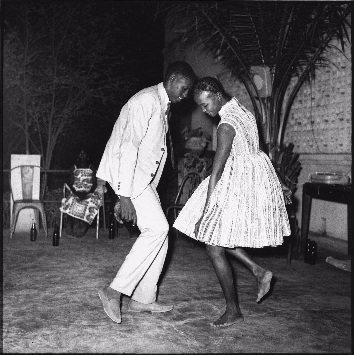 """""""I believe with my heart and soul in the power of the image."""" Rest in Peace Malick Sidibé. https://t.co/HTc9ogEu7B"""