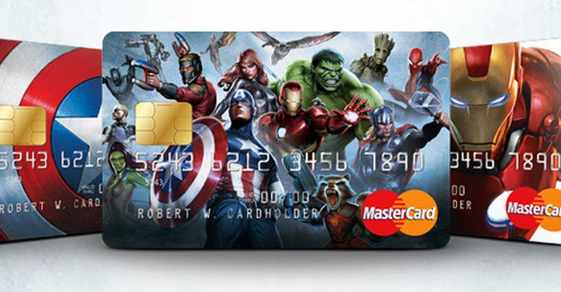 Face front, True Believers! There's now a Marvel credit card - https://t.co/Qk5PSprXix https://t.co/5uoi3dh2BH