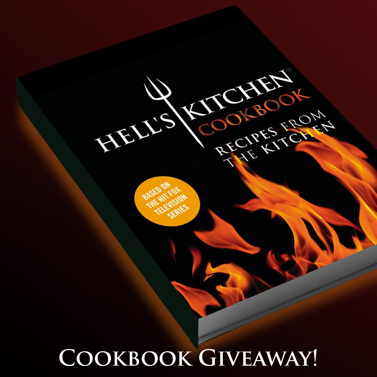 Want a @HellsKitchenFOX Cookbook? Here's your chance to win one! https://t.co/igtrP9tpRc #HellsKitchen https://t.co/3m2YQZm7sO