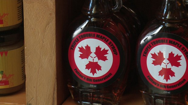 'Sap tsunami': Maple syrup producers cheer record-breaking year