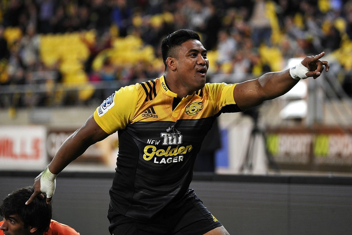 Savea touched down again for @Hurricanesrugby against the Rebels. The man can't stop scoring https://t.co/i66ElTRbw5 https://t.co/GIl63DnXeG