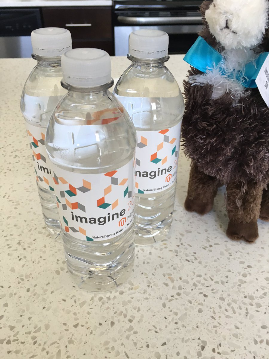 kab8609: I have LIMITED Edition #MagentoImagine water for sale. https://t.co/8V3TatlXnB