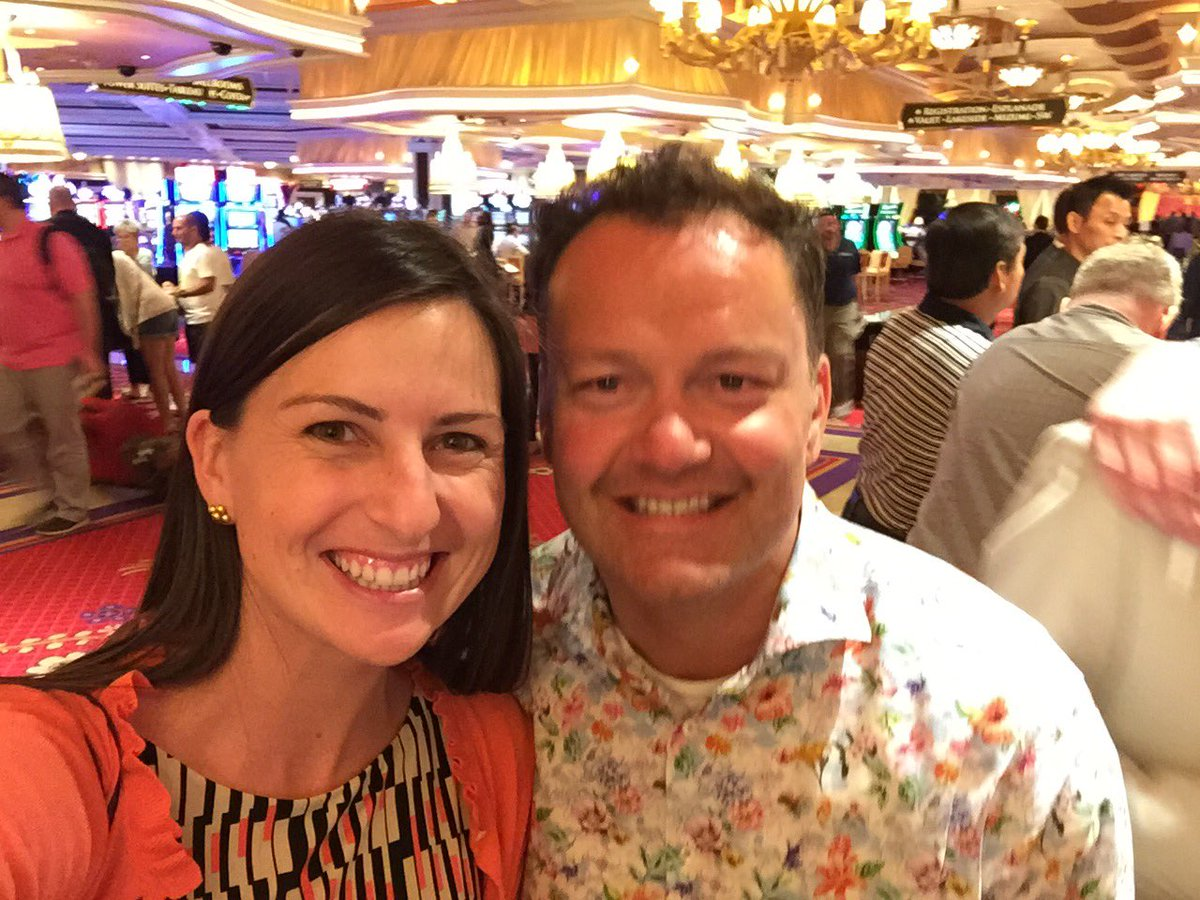 emily_a_wilhoit: Just found this gem on my phone! Casino selfie with @JC_Climbs on the last night of #MagentoImagine https://t.co/Prq3K1KNf5
