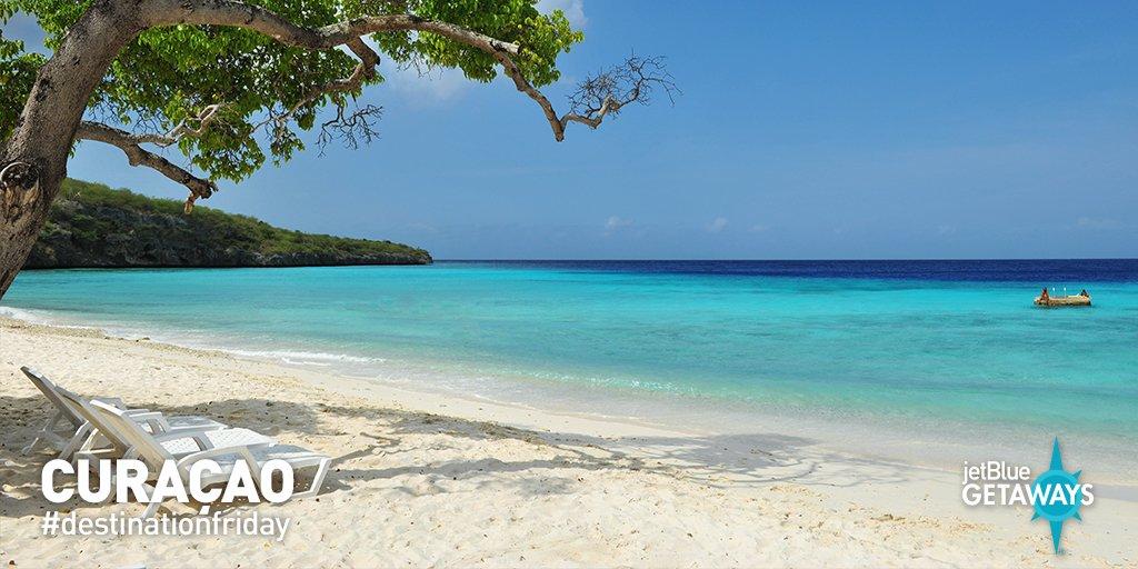 Let JetBlueGetaways cure your Curaçao curiosity!