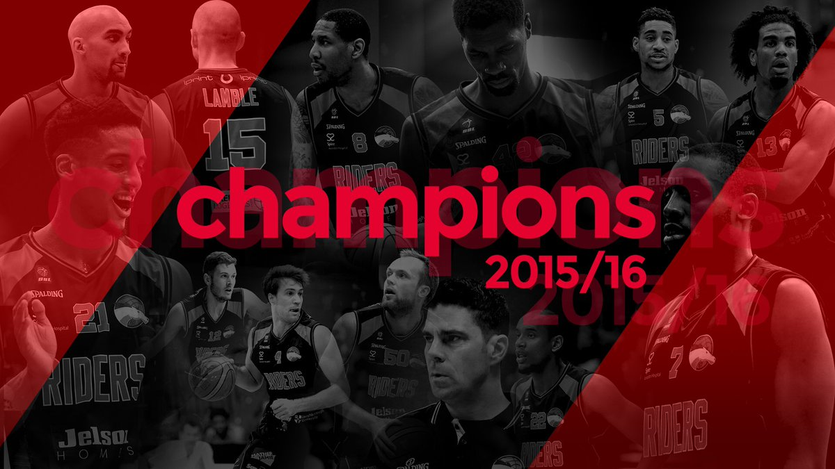 Riders are @BBLofficial Champions! #WeRide https://t.co/7trcvJF0Lr