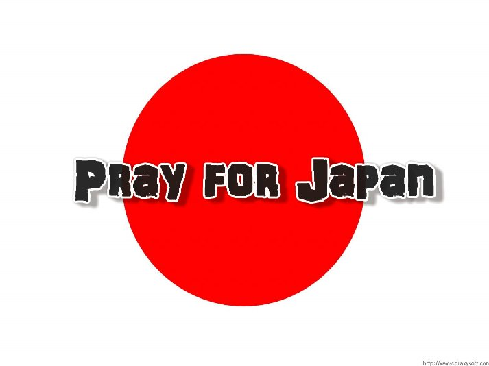 Pray for Japan. https://t.co/VUkGVGWvTQ