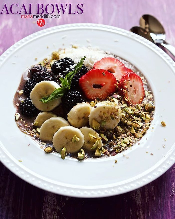 On MM blog today, Acai Bowls! Try this weekend #vegan #recipe #breakfast #food #fruit #smo… https://t.co/osI6oP3NuI https://t.co/sdBx9rgFUL
