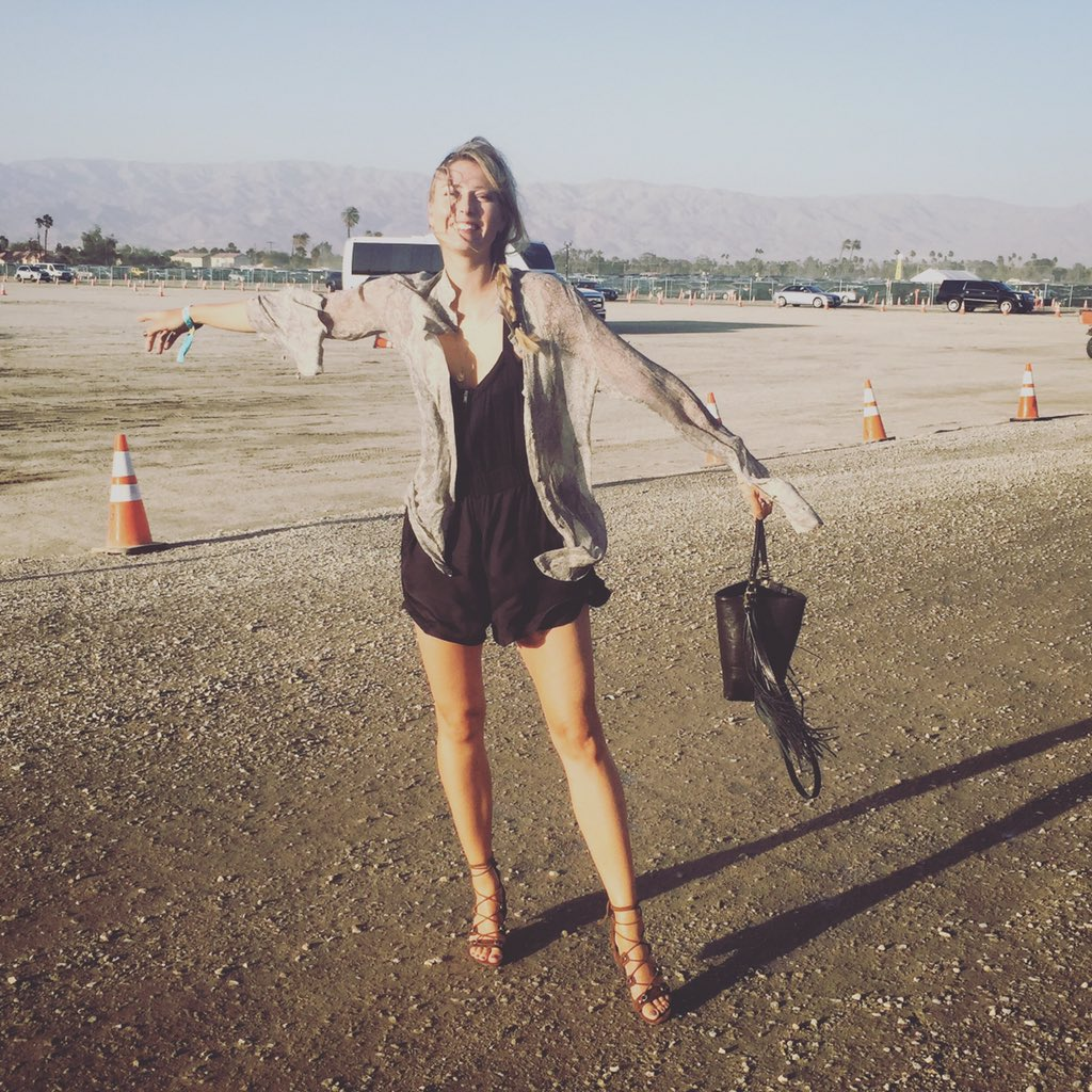 Arrival #Coachella https://t.co/tZCBrt3LSd