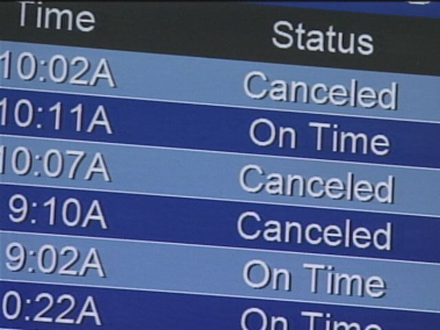 United Cancels All Saturday Flights Out Of DIA